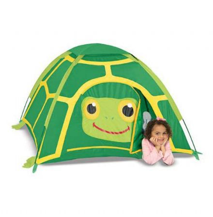 Melissa & Doug Sunny Patch Turtle Camping Tent